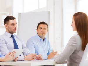 What Really Matters At A Job Interview?