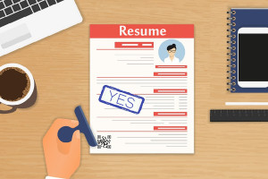 A Bit of Psychology in Resume Writing