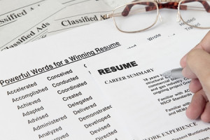 Resume Writing: Work Experience
