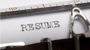 Resume Writing: Work Experience Section